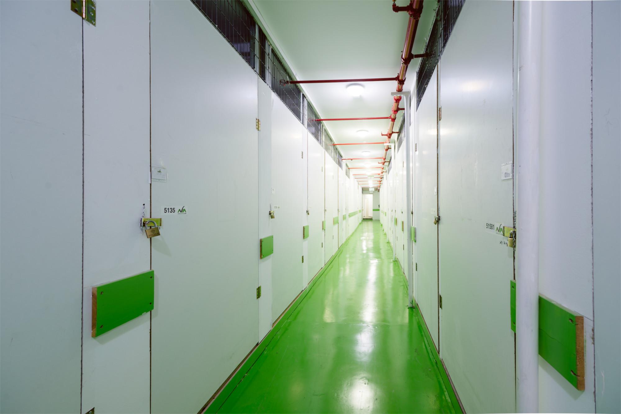 סניף חיפה - יחידות אחסון | מחסנים להשכרה בחיפה