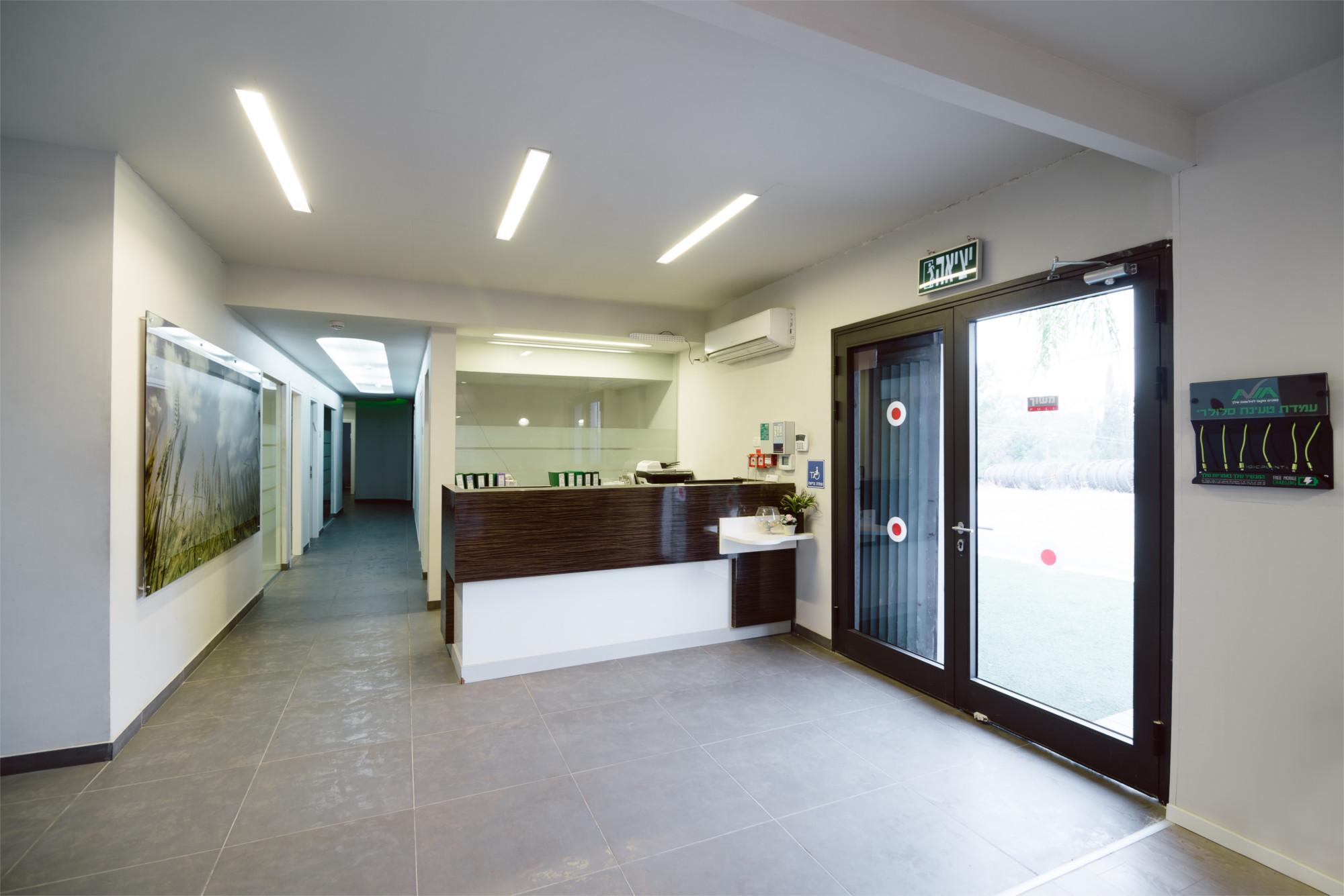 סניף הראל - משרדים | מחסנים להשכרה בירושלים