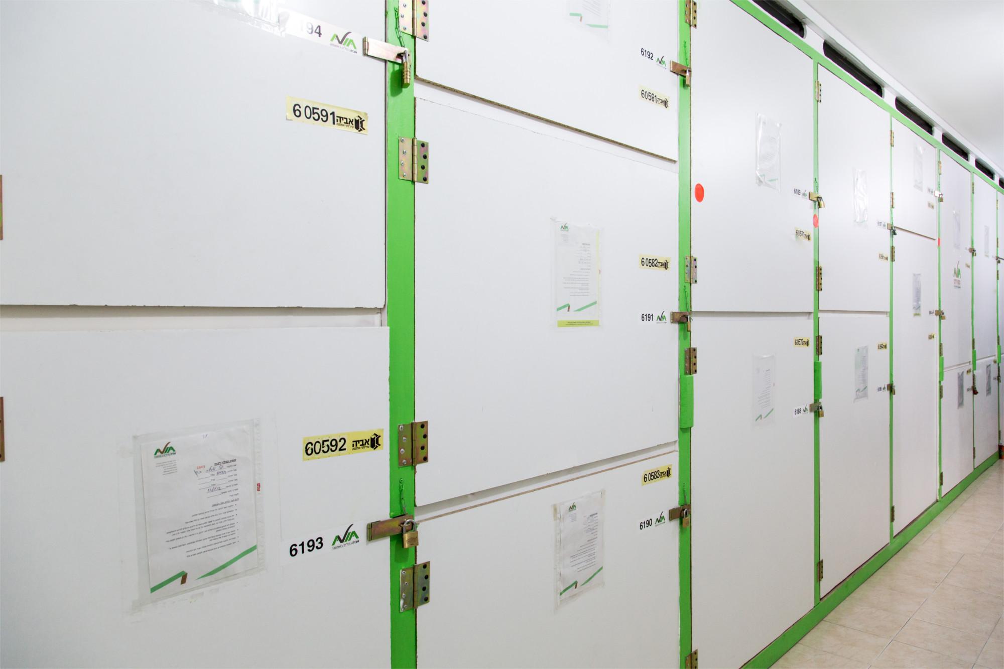סניף חולון - יחידות אחסון | מחסנים להשכרה בחולון